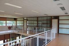 Vergaderzalen boven